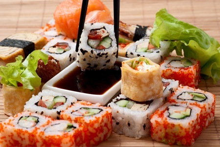 sushi kaiser bar lieferservice in frankfurt am main eckenheimer landstra e 300. Black Bedroom Furniture Sets. Home Design Ideas