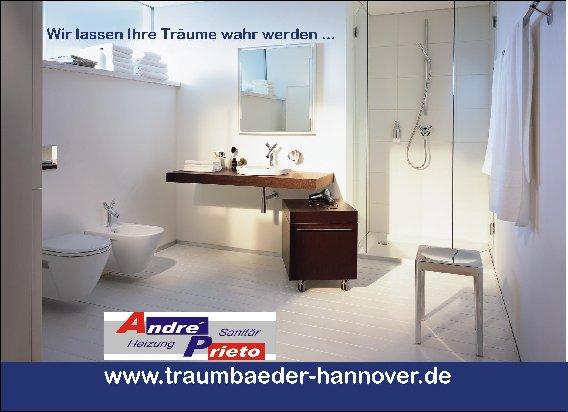 andr prieto heizung sanit r in hemmingen bei hannover. Black Bedroom Furniture Sets. Home Design Ideas