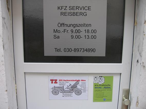 kfz service reisberg fahrzeugankauf in berlin karlsruher str 7a. Black Bedroom Furniture Sets. Home Design Ideas