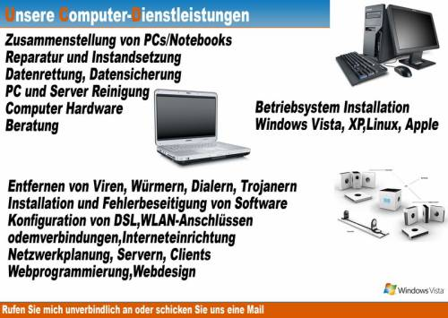 computer reparatur service in ludwigshafen am rhein fontanestr. Black Bedroom Furniture Sets. Home Design Ideas