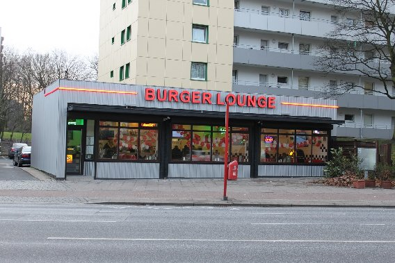 burger lounge altona in hamburg holstenstr 22. Black Bedroom Furniture Sets. Home Design Ideas