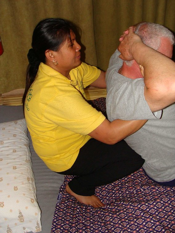 Thai massage bernburg