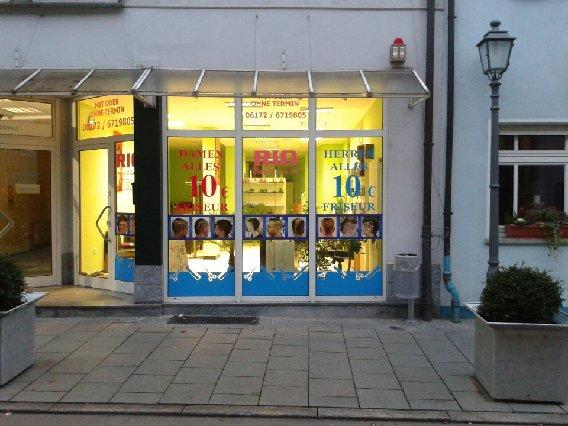 Friseur Rio In Bad Homburg Vor Der Höhe Wallstr 4 Goyellowde