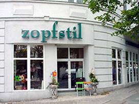 Zopfstil wohndesign gmbh in berlin kaiserdamm 105 for Zopfstil wohndesign