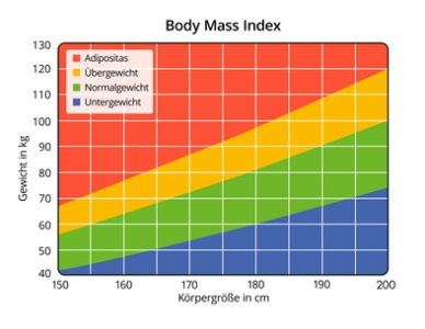 BMI - Der Body-Mass-Index