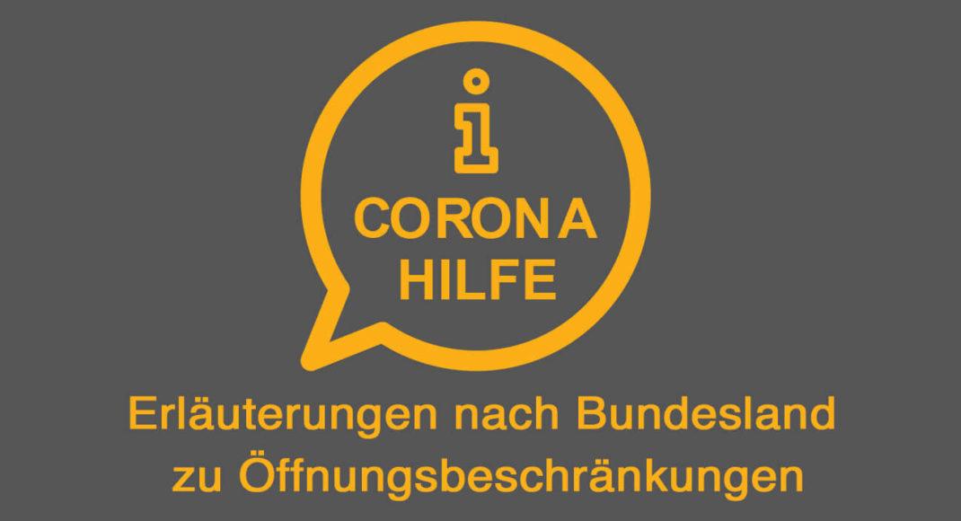 Bundesland Info Coronavirus GoYellow